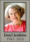 Emyl Jenkins, author, writer